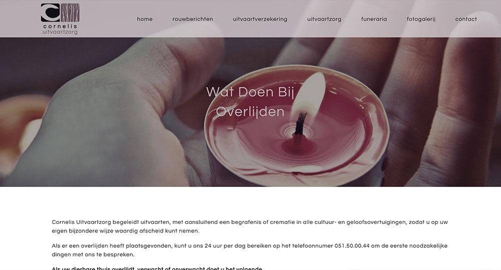 Cornelis uitvaartzorg